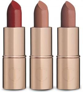 Les rouges à lèvres mini signés Charlotte Tilbury