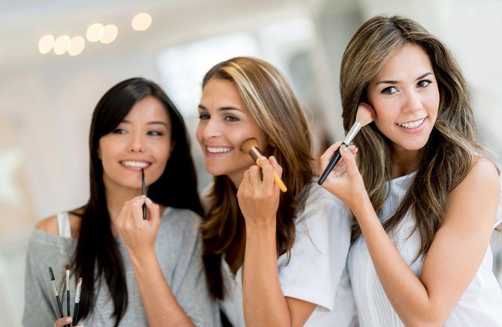 Le make-up voit la vie en mini !