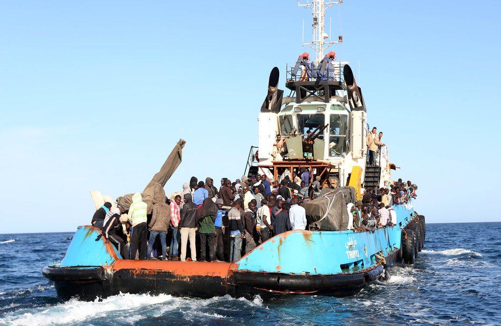 Plus de 5800 migrants sauvés ce week end en Méditerranée