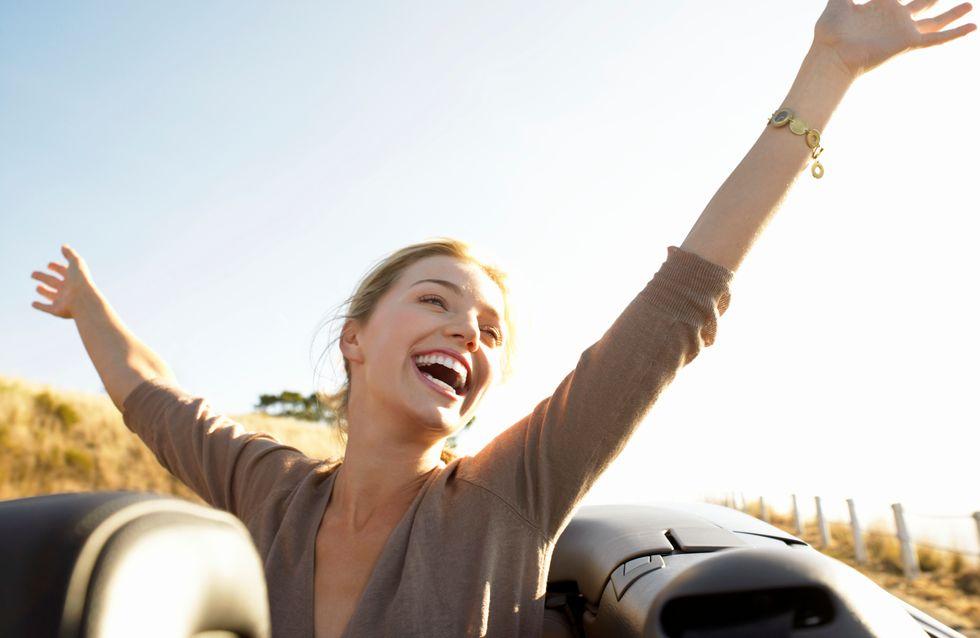 Qu'est-ce qui rend les femmes heureuses ?