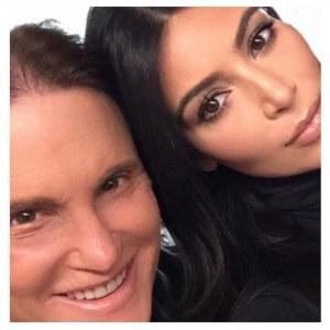 Kim Kardashian & Bruce Jenner