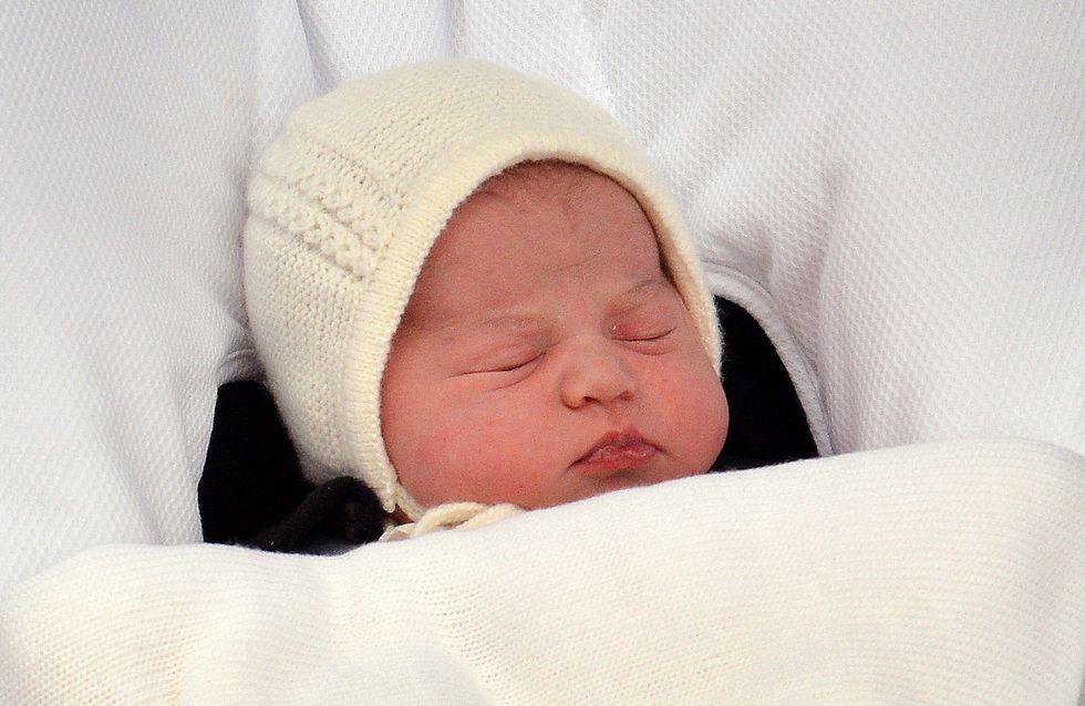 Et le Royal Baby 2 s'appelle…