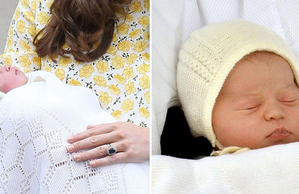 Ecco come si chiama la Royal Girl: scelti tre nomi per la figlia di William e Kate!