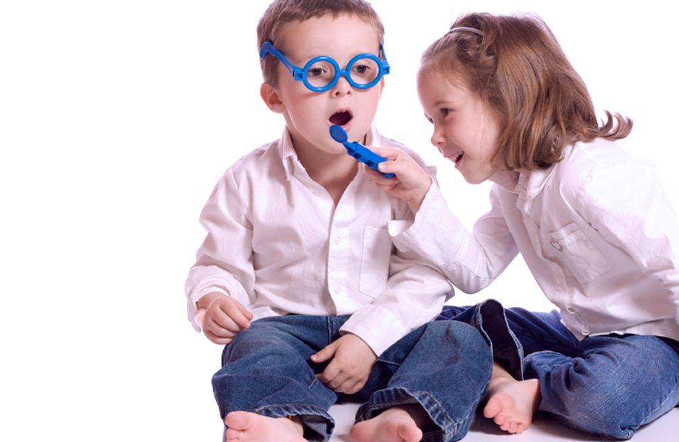 La sexualité des enfants