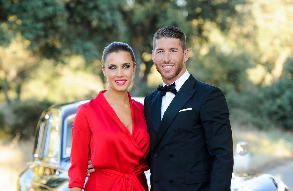 Pilar Rubio y Sergio Ramos esperan su segundo hijo