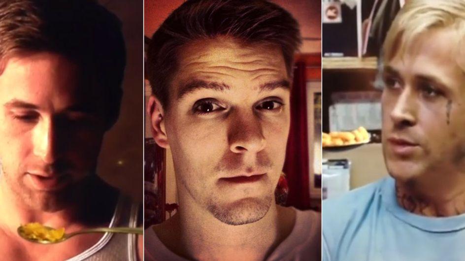 Dieser junge Mann verlor den Kampf gegen den Krebs und Ryan Gosling ehrt ihn auf ganz besondere Weise