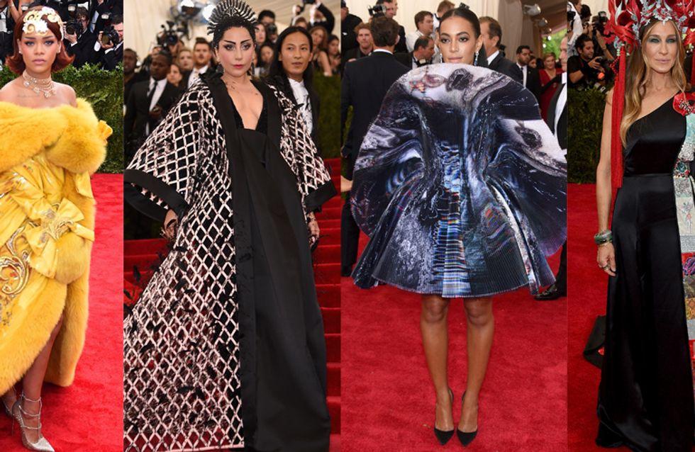 Ces 15 robes qu'il ne fallait surtout pas louper au Met Ball 2015