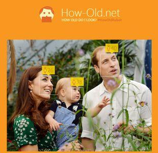 Kate, William und der kleine George