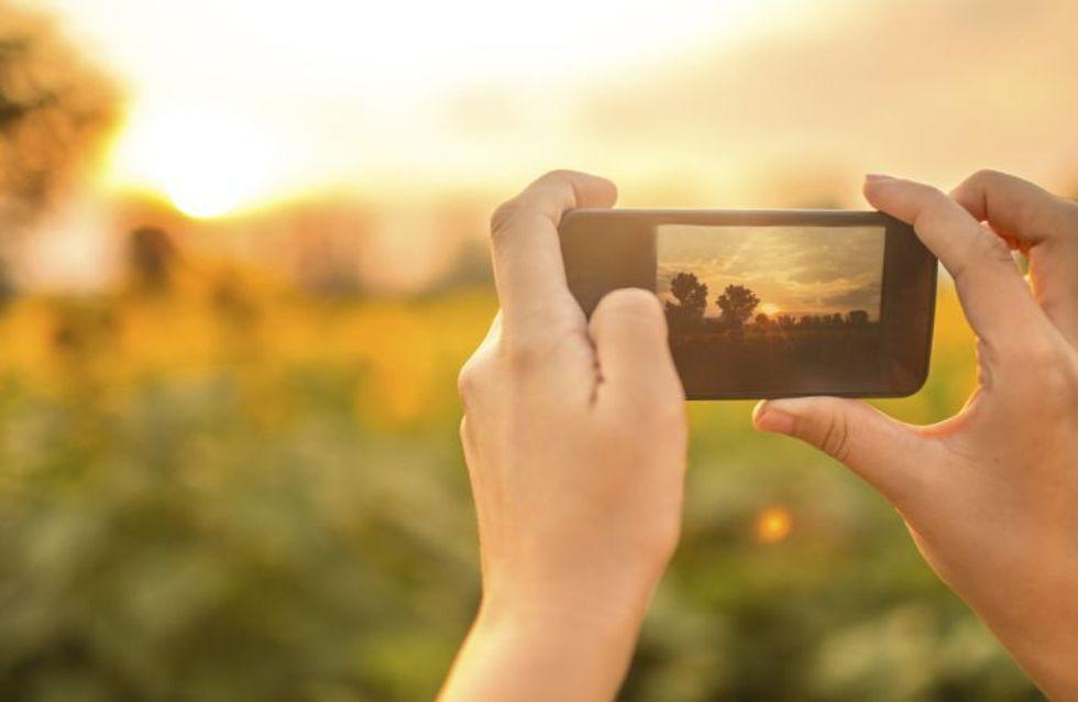 6 consigli di cui tenere conto per una perfetta foto con lo smartphone