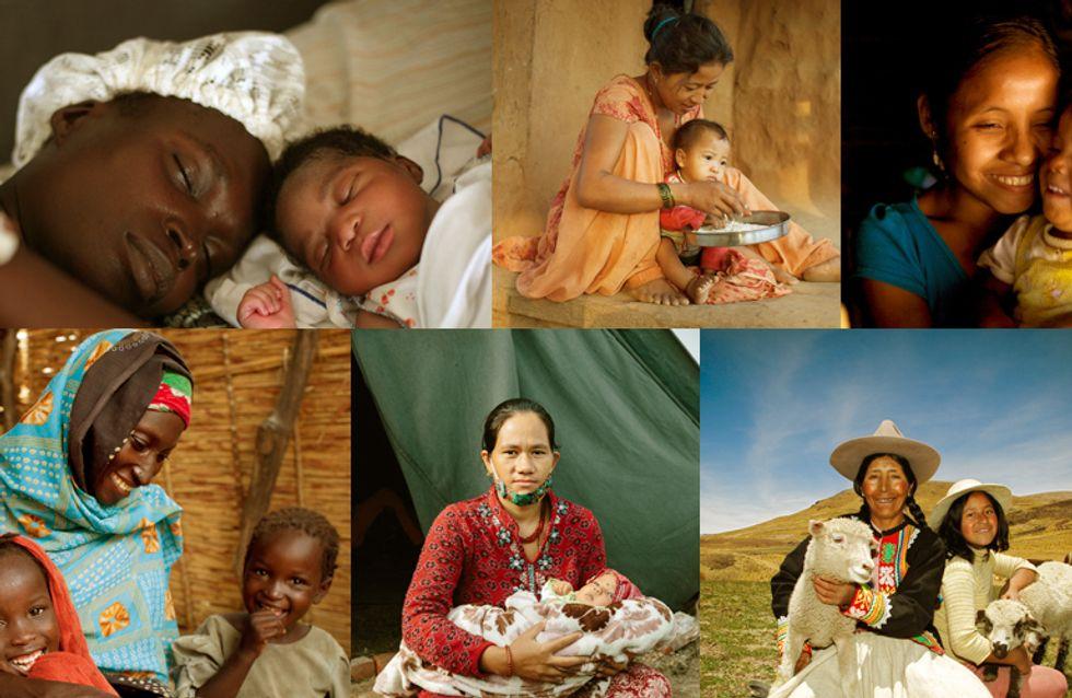 Mamme di tutto il mondo: Oxfam ci racconta storie di madri dai paesi più bisognosi