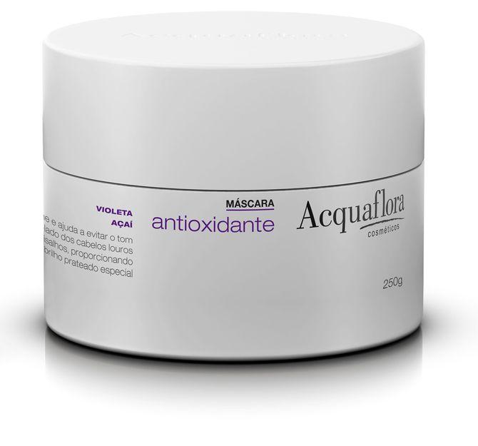 Máscara de tratamento Acquaflora antioxidante