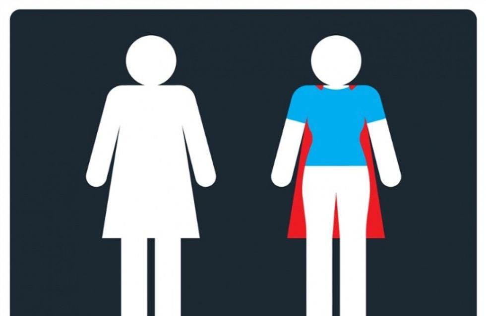 """""""It Was Never a Dress"""", vous n'allez plus voir le logo des toilettes pour femmes de la même façon"""