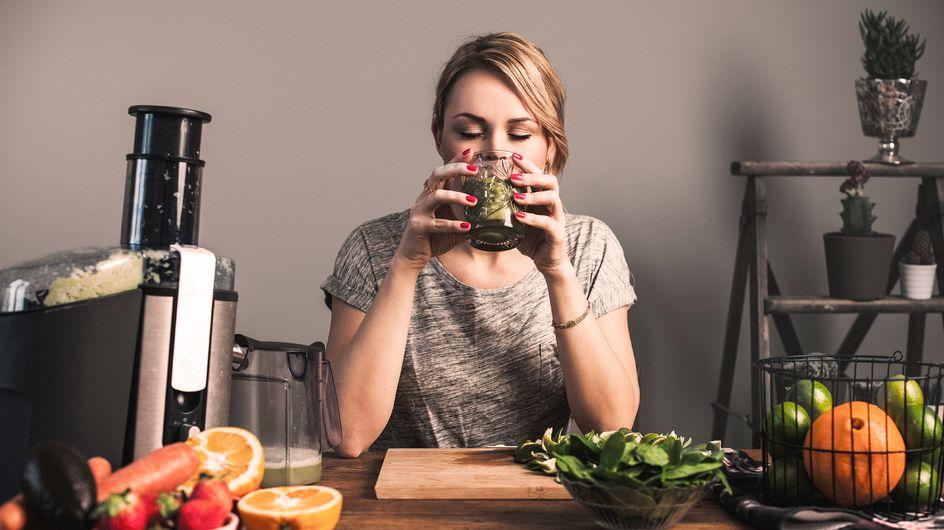 Por que você deveria passar longe das dietas líquidas