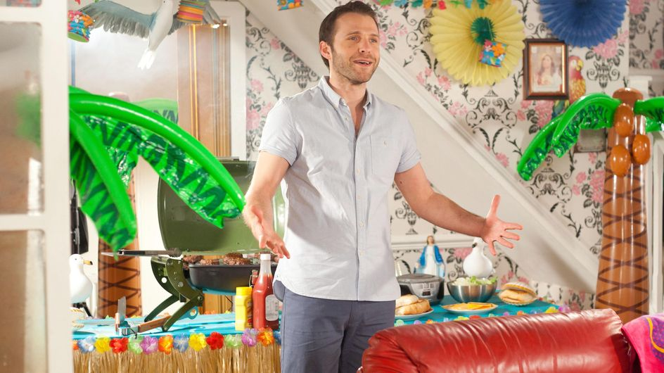 Hollyoaks 14/05 - Dirk and Cindy wed, but has Cindy made the right decision?