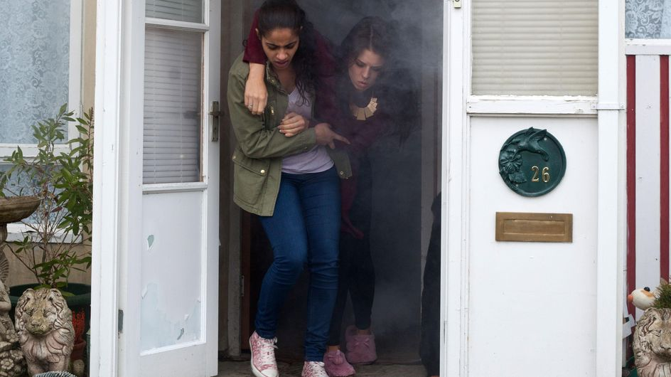 Hollyoaks 15/05 - Disaster strikes at the McQueens