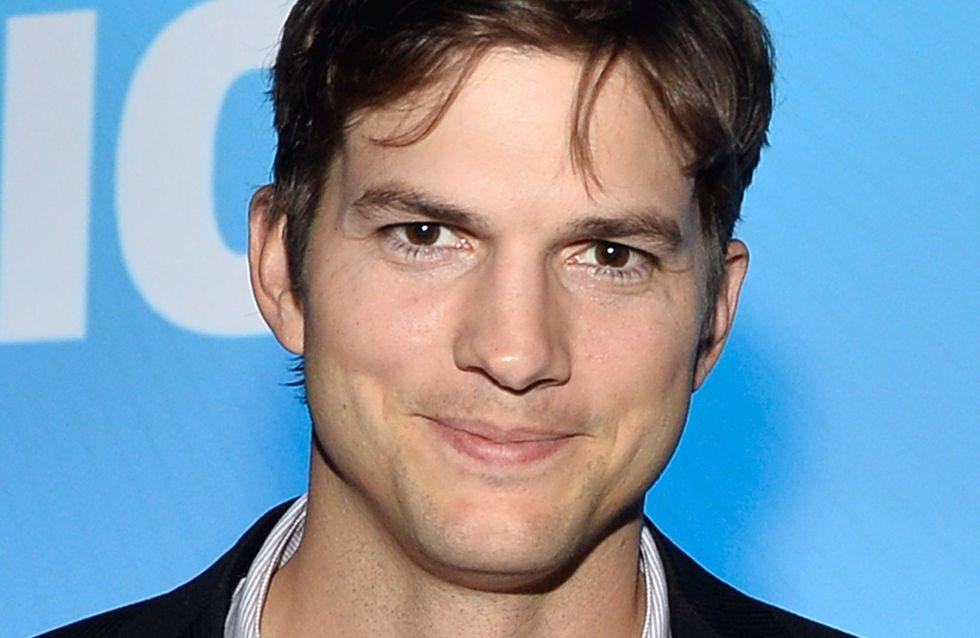 La belle surprise d'Ashton Kutcher à sa maman pour la fête des mères (Vidéo)