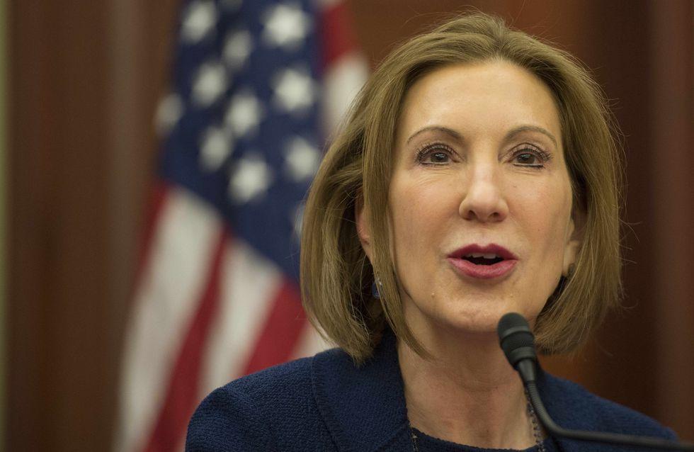 La femme de la semaine : Carly Fiorina, l'autre femme candidate à la Maison Blanche