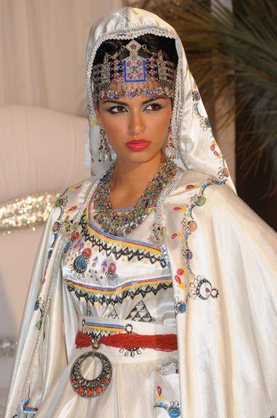 Mariée algérienne