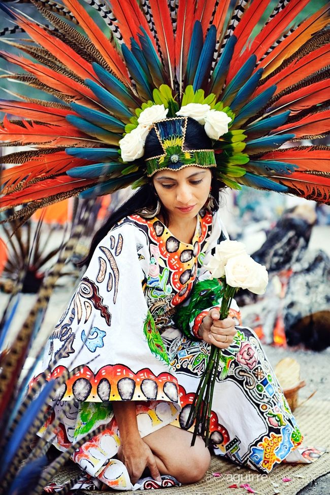 Mariée mexicaine