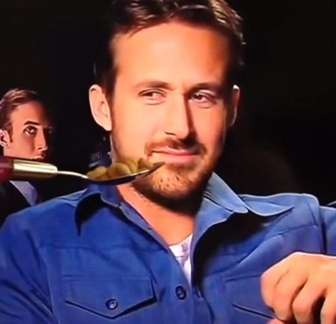 Ryan Gosling refuse de manger des céréales