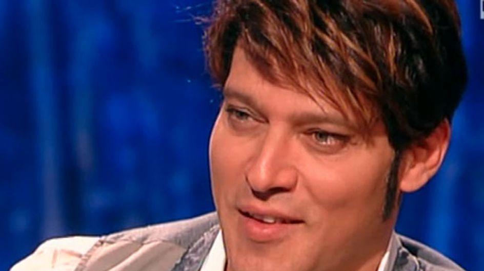 Gabriel Garko risponde seccato alle critiche sul viso rifatto: Ero solo gonfio!