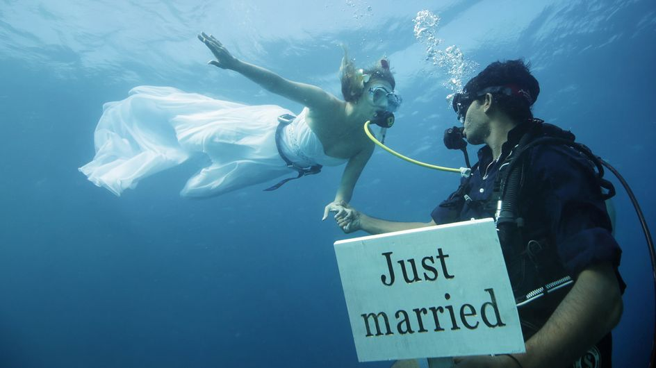 Spektakuläres Ja-Wort: An diesen tollen Orten kann man heiraten!