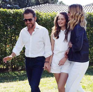 Le più belle foto in famiglia di Filippa Lagerback
