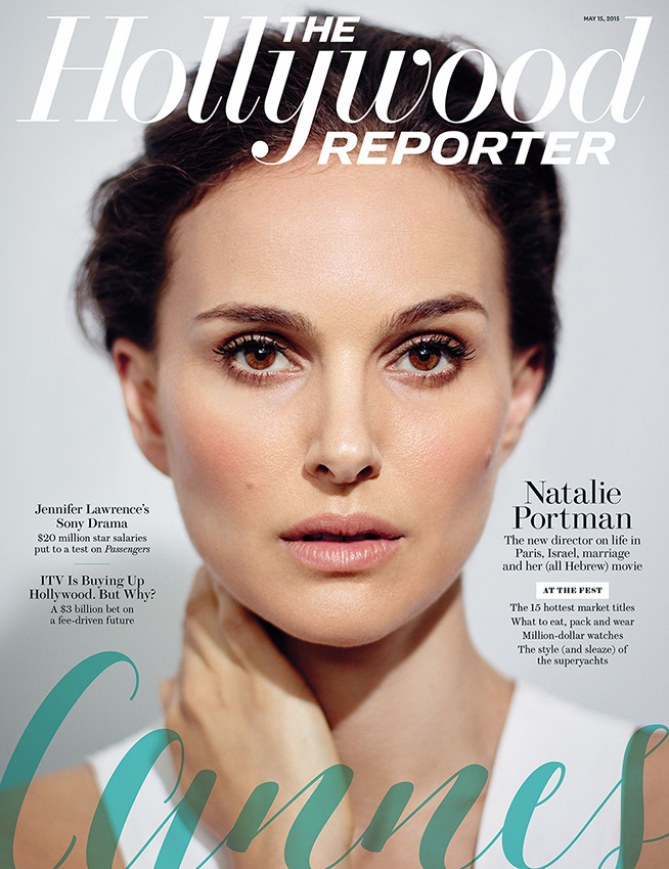 Natalie Portman, Hollywood Reporter