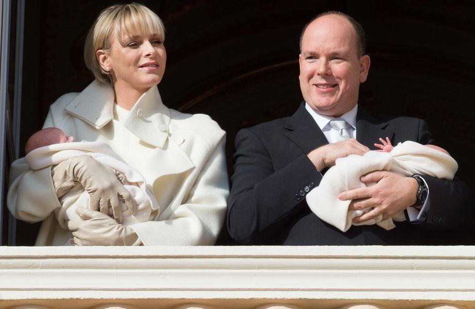 Qui sont les parrains des jumeaux de Charlène et Albert de Monaco ?