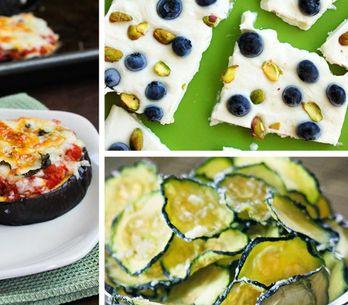 Gesunde Snacks: 6 Ideen mit wenig Kalorien, aber ganz viel Geschmack