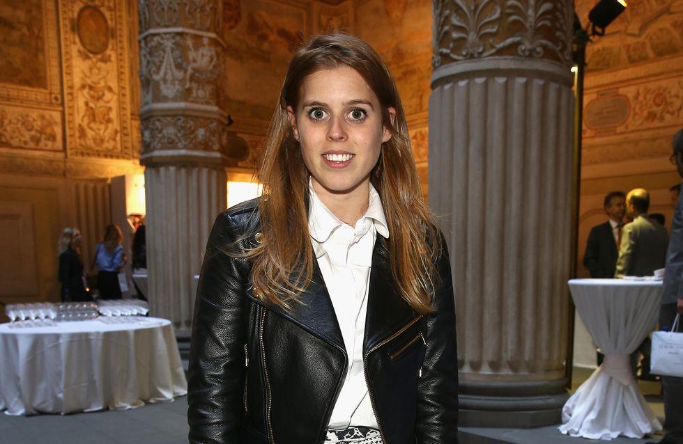 Une carrière dans la mode et le luxe pour la princesse Beatrice ?