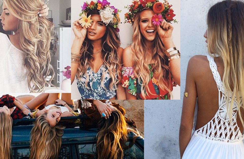 How To Get The Festival Look With Monofibre Hair Extensions