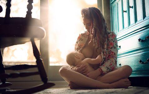 Breastfeeding Goddeness