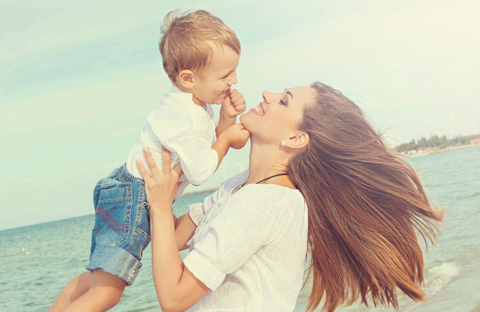 10 choses que seules les mamans font