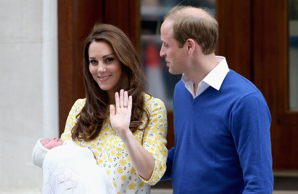 Kate Middleton et le prince William sont prêts à tout pour protéger leur petite Charlotte