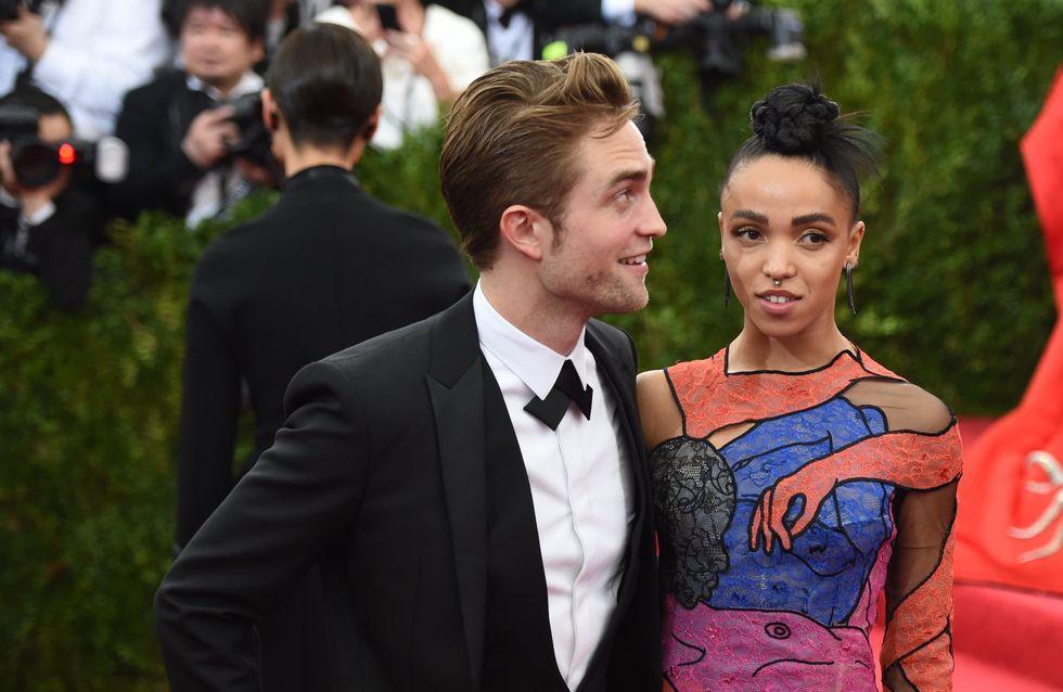 Robert Pattinson, fou amoureux, dépense une fortune pour FKA Twigs