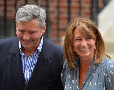 Carole et Michael Middleton