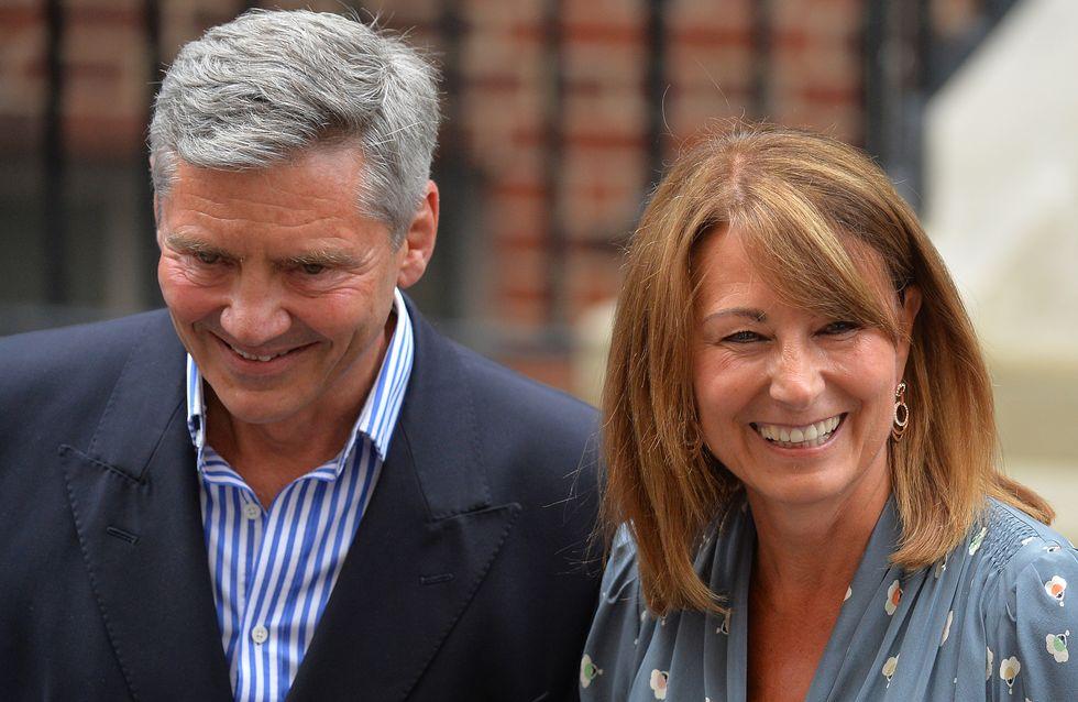 Carole Middleton vivrait avec le prince William et Kate Middleton