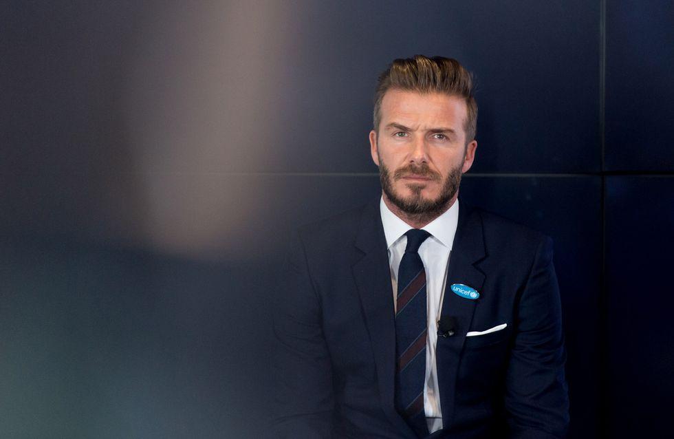 David Beckham casse Instagram !