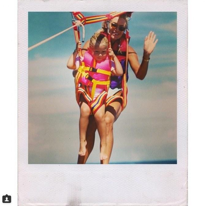 Gigi Hadid et sa maman