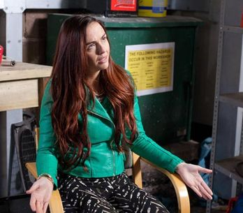 Hollyoaks 18/05 - Mercedes agrees to go to the police