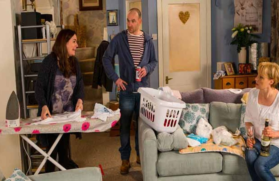 Coronation Street 18/05 - It's the day of reckoning for David and Callum