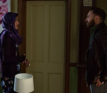 Eastenders 19/05 - Kat is worried the plans will fall through