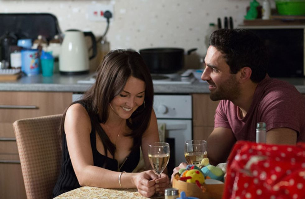 Eastenders 21/05 - Alfie continues to push ahead with the move