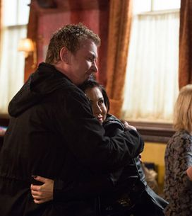 Eastenders 22/05 - It's Kat and Alfie's final day in Walford