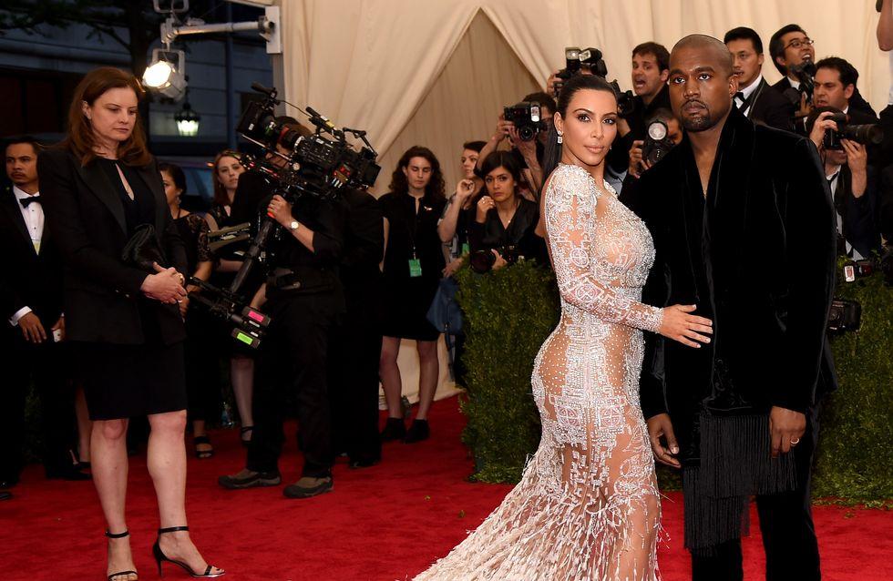 Les cadeaux so romantiques de Kanye West à Kim Kardashian pour la Fête des mères (Photos)