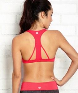 Forever 21 - Brassière de Yoga Sport - Impact Léger