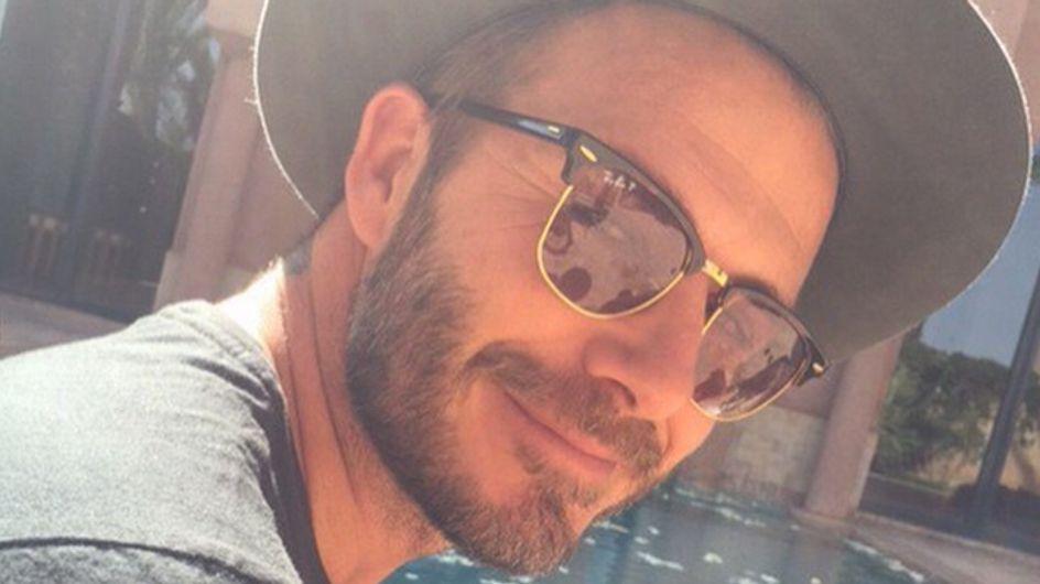 David Beckham, el nuevo rey de Instagram desbanca a su familia