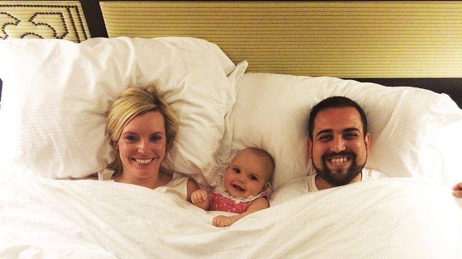 Avec ses photos de vacances, ce papa prouve que la famille compte plus que tout