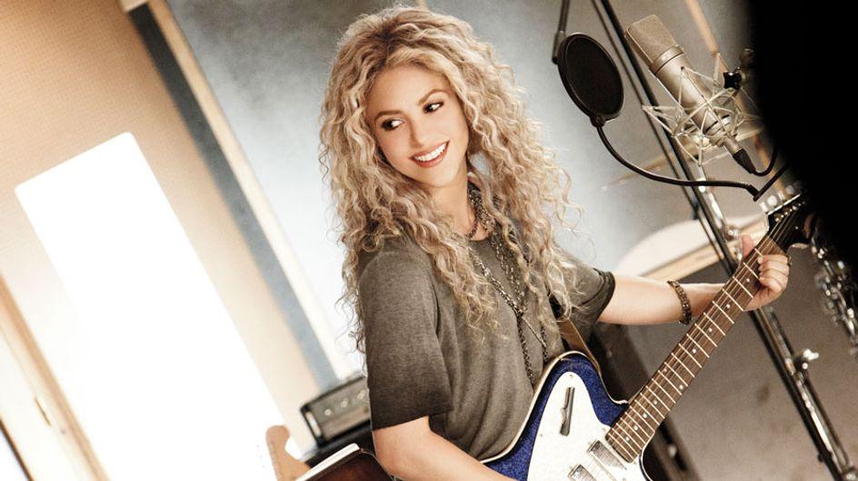 La mejor sonrisa de Shakira